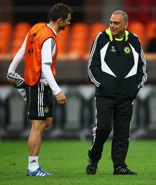 """""""Abramovich would have sent me to Siberia if i came fourth"""" - Former Chelsea coach Avram Grant"""