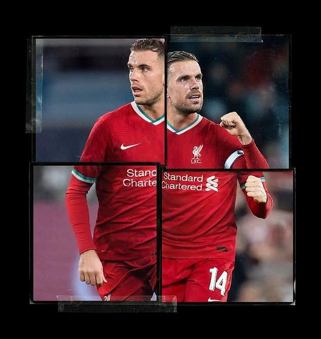 Premier league champions Liverpool release new jerseys for 2020-21 season (photos)