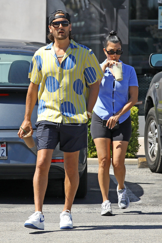 Fans react after Kourtney Kardashian labels ex Scott Disick as