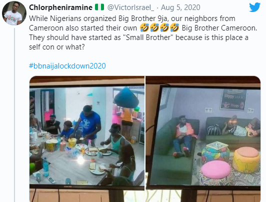 """https://bluebloodz.com/index.php/2020/08/06/biggy237-:-nigerians-mock-cameroonians-version-of-''-big-brother-reality-show""""/(opens in a new tab)"""