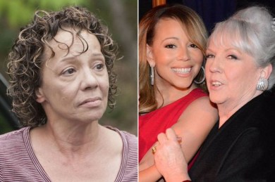 Mariah Carey's estranged sister Alison sues mother for 'forcing her to perform sex acts on strangers during