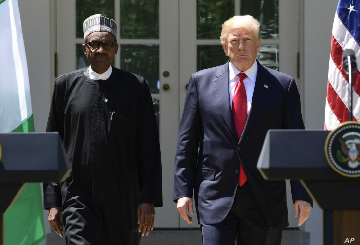 U.S government advises citizens against travelling to Nigeria