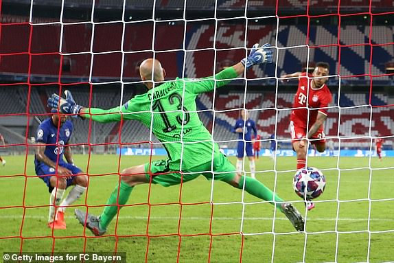 Bayern 4-1 Chelsea (7-1 agg): German champions run riot in one sided affair (UEFA Champions League)