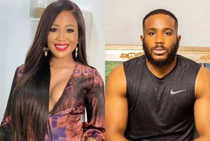 #BBNaija: It was difficult not having sex with Kiddwaya in our first night in the head of house lounge - Erica tells Tolanibaj (video)