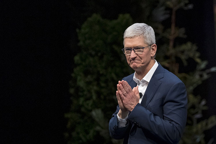 Apple CEO, Tim Cook becomes a billionaire?