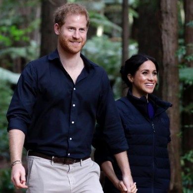 Prince Harry and Meghan Markle move into new California home
