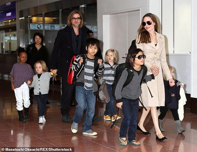 Brad Pitt slams Angelina Jolie for her latest divorce filing claiming it