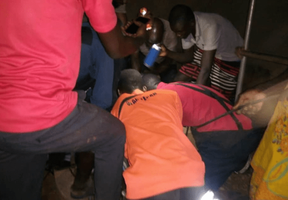 Three-year-old girl falls and dies inside a well in Lagos (photos)