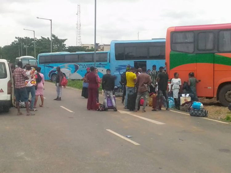 Luxury buses stopped from operating in Kano