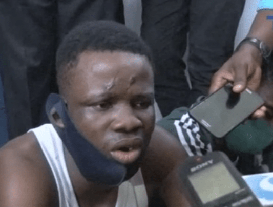 #JusticeforUwa: We were offered N1m- Suspects involved in the rape and murder of UNIBEN student, Vera Uwaila Omozuwa, paraded (video)