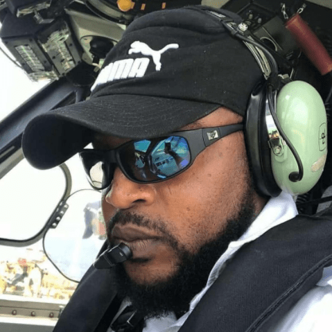 """""""They waited for police report until he died""""- Lady mourns pilot of ill-fated helicopter that crashed in Lagos"""