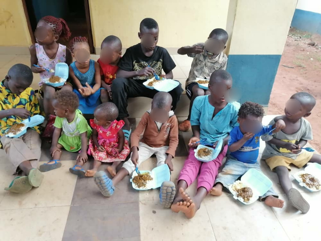 Police arrest suspected child trafficker in Anambra, rescue 12 children (photos)