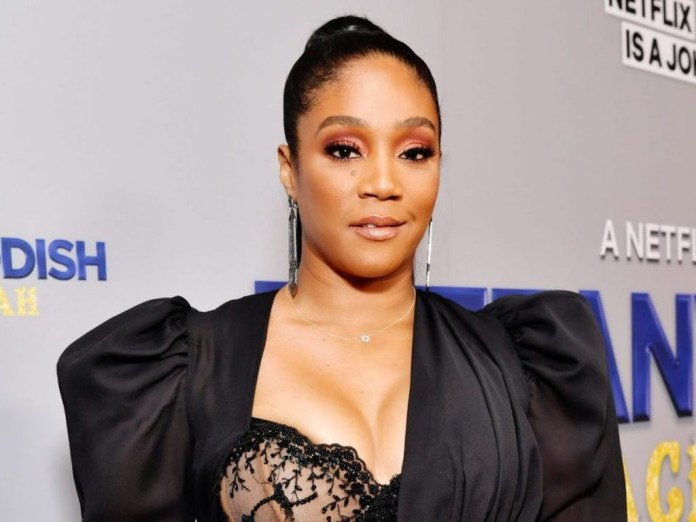 Tiffany Haddish reveals she tested positive for Coronavirus