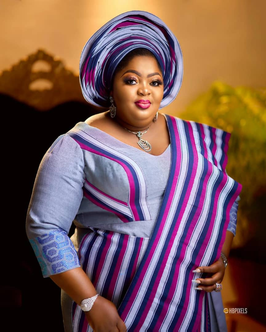 Eniola Badmus shares new photos as she turns a year older today