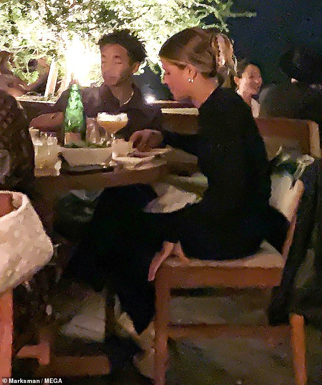 Sofia Richie and Jaden Smith spark dating rumors after being spotted at the beach together (photos)