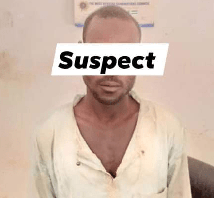 Man allegedly strangles 17-month old stepson in Jigawa (photo)