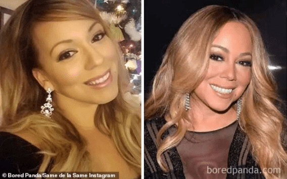 These celebrity doppelgangers looks so much like their famous lookalikes that it