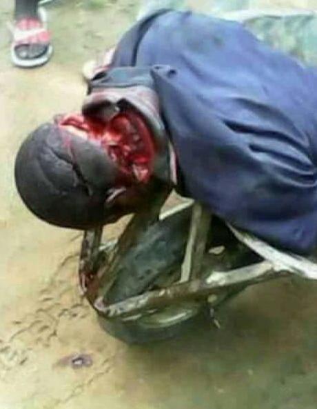 Suspected Fulani militia hacks final year Poly student to death in Kaduna