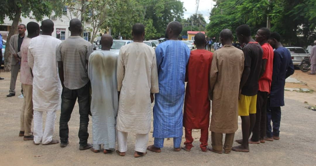 Gang which kept 14-year-old girl as sex slave for a month arrested in Bauchi state