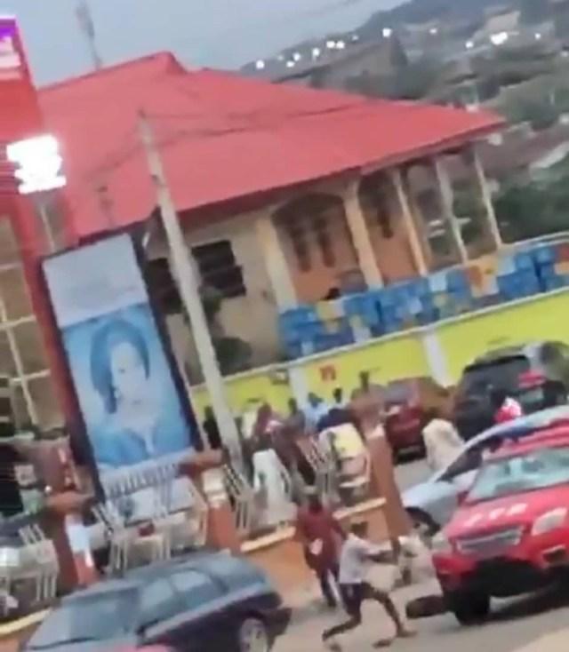 Protest in Osogbo