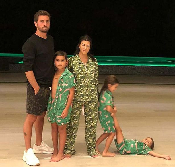 Kourtney Kardashian and Scott Disick hint they