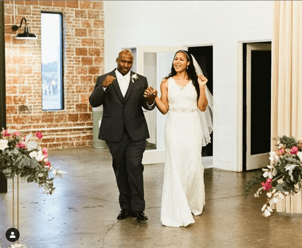 WNBA star, Maya Moore marries man she helped free from wrongful conviction (photo)