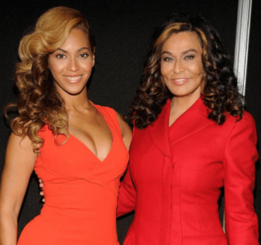 Tina Lawson reveals the origin of her daughter Beyonc?