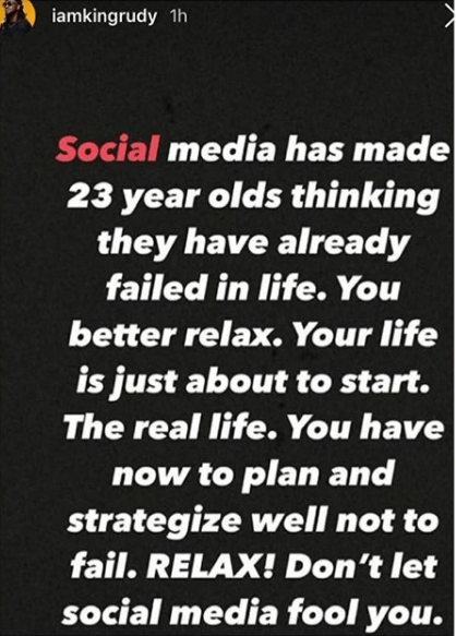 Social media has made 23-year-olds think they have failed in life - Singer Paul Okoye
