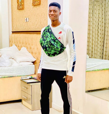 Footballer Abba Yusuf explains why he is still single
