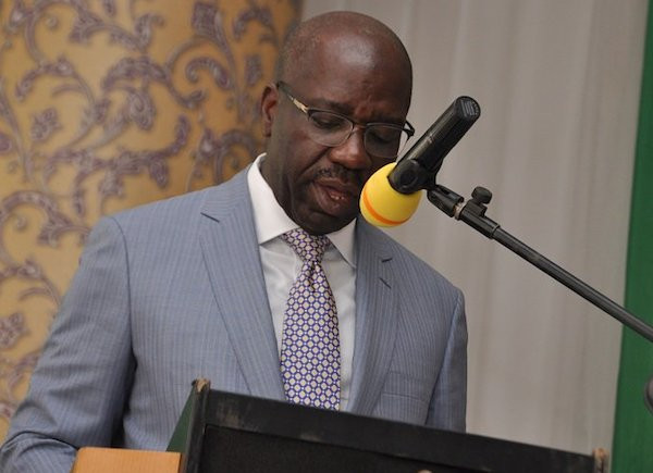We?ve caged the lions of Edo politics, they?ll never be seen again - Governor Obaseki speaks on his re-election