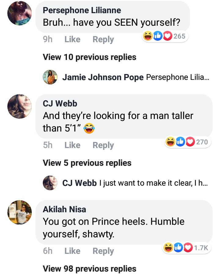 Pastor mocked after listing the qualities he wants in a woman and asking interested women to apply