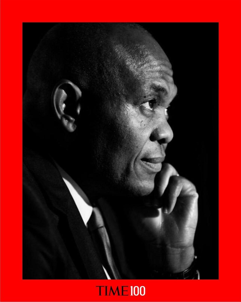 Tony Elumelu named in