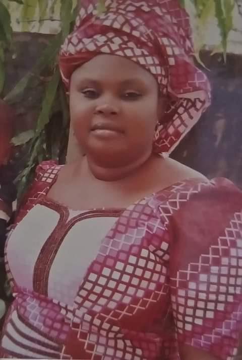 Kogi Tanker Explosion: Photo of woman killed alongside her husband and three children