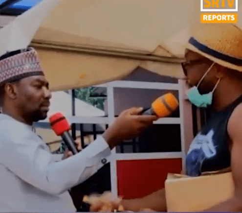 Nigerian man cries as he narrates what NCDC officials have put him through after allegedly collecting a huge sum twice for COVID-19 test without issuing result