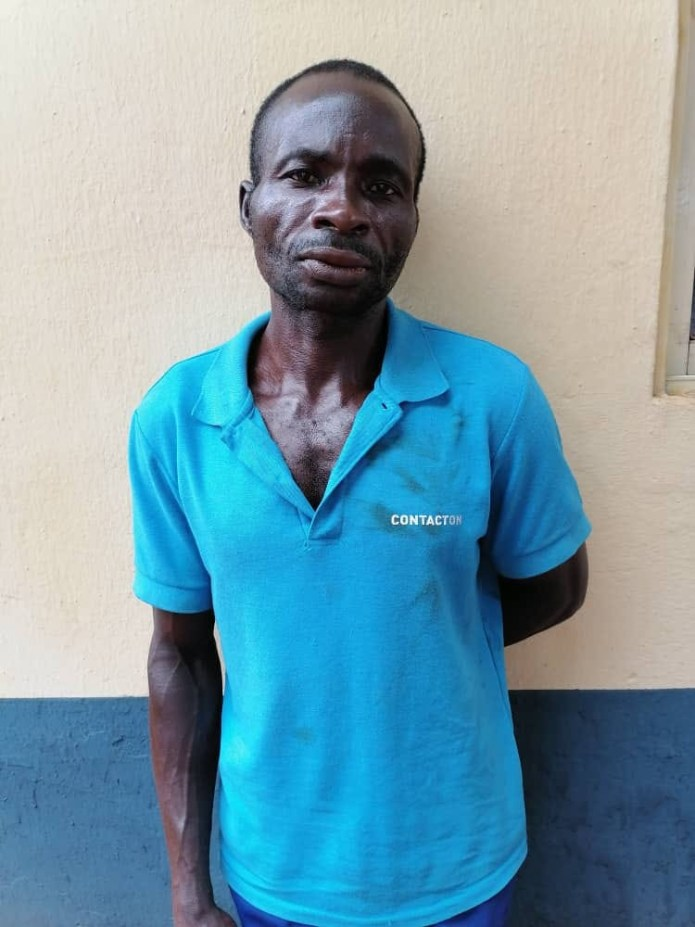 Man arrested for sodomizing three underage boys in Anambra