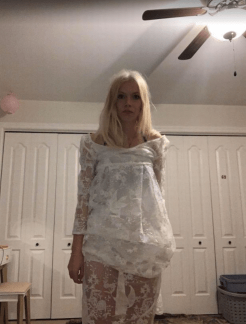 Bride-to-be expresses outrage after ordering wedding gown online and receiving one that looks nothing like the pictures (photos)