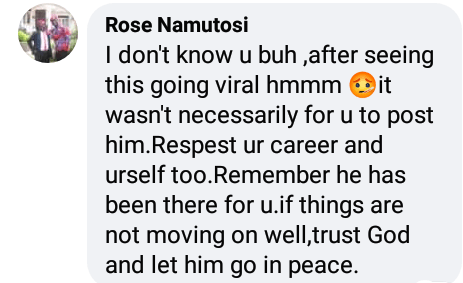 Ugandan lady calls out her alleged cheating boyfriend on Facebook, shares his photo labelling him a