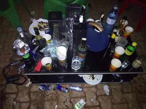 Police bust sex party in Uganda, arrest 21 persons