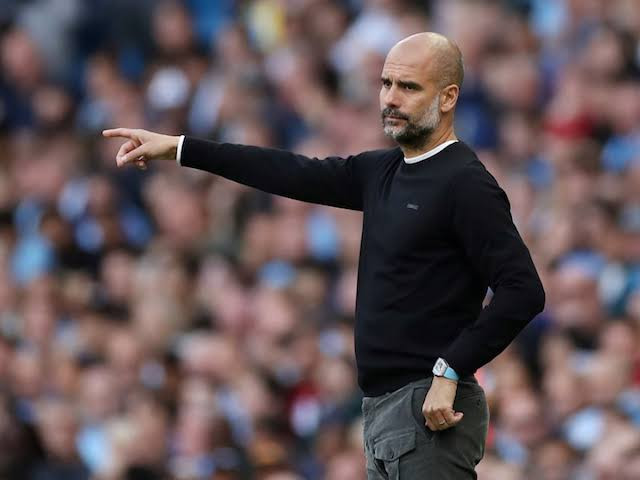 Raheem Sterling on course to surpass Lionel Messi as Pep Guardiola