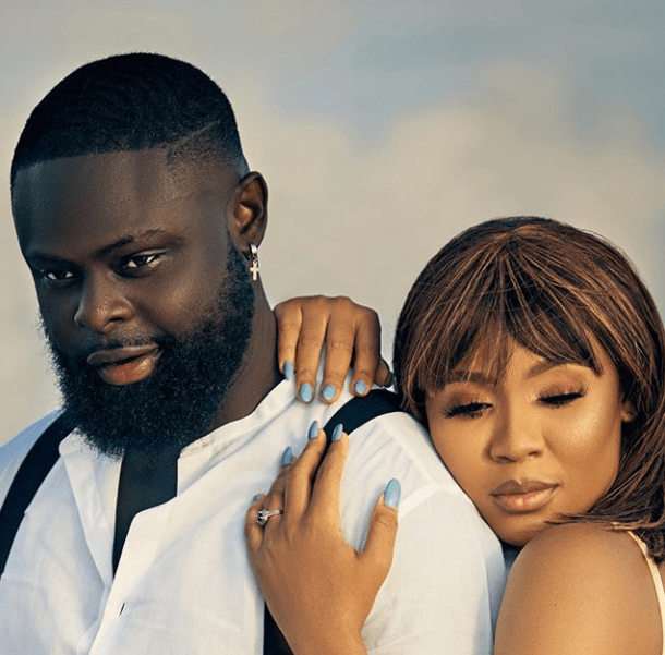 """""""I still get goosebumps when I see your face even after 9 years"""" Yomi Casual writes as he and wife Grace celebrate wedding anniversary"""