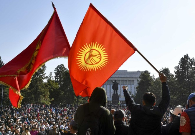 Kyrgyzstan president Jeenbekov resigns after days of clashes between protesters and security forces
