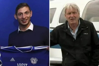 British pilot charged over tragic plane crash which killed Emiliano Sala