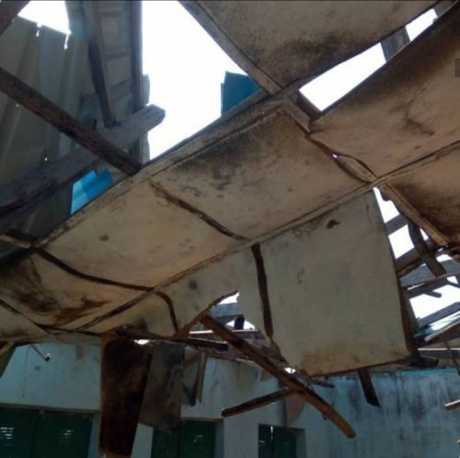 Nigerians express concern about the embarrassing state of Kukiya primary school in Katsina (photos)