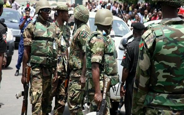 Crocodile Smile VI is not targeted at #EndSARS protesters ? Nigerian Army says
