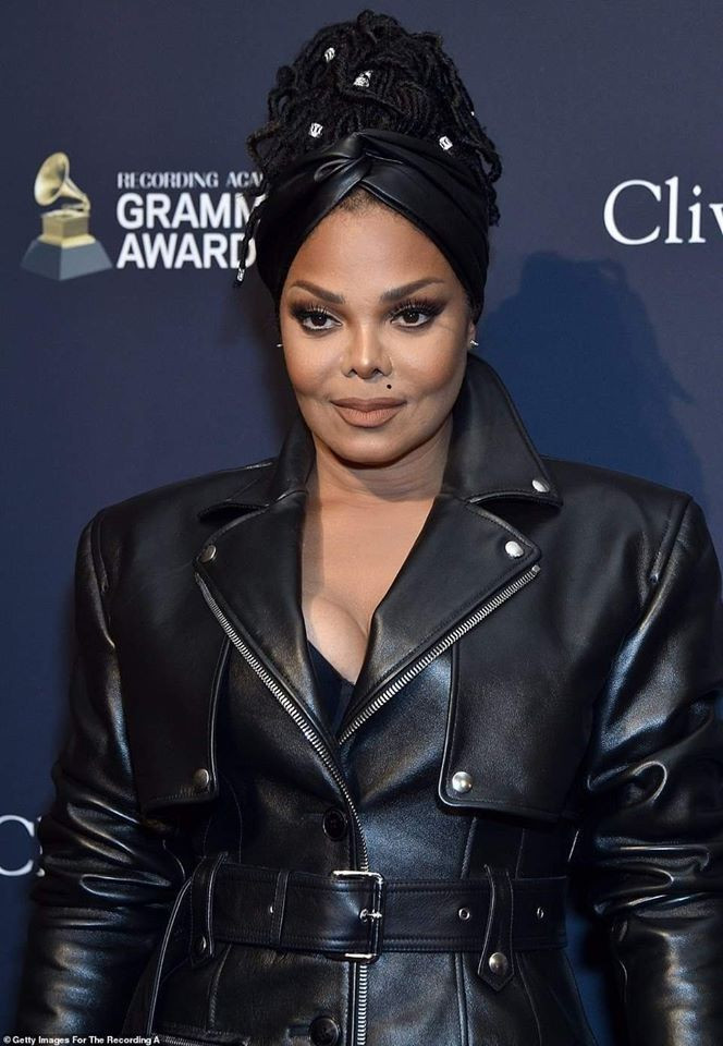 Janet Jackson lends her voice to #EndSARS campaign, 'Enough is truly enough'- Janet Jackson lends her voice to #EndSARS campaign, Premium News24