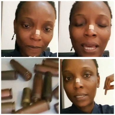We counted 15 dead bodies – DJ Switch breaks her silence since the lekki tollgate gunfire incident (video)