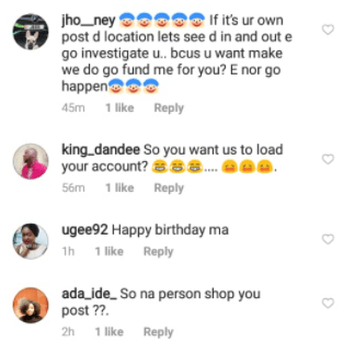 Uche Elendu reacts after being accused of lying about her store being looted