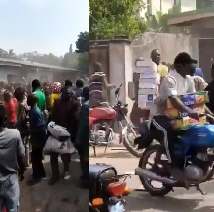 Items looted from warehouses are dangerous to health- Kaduna state govt warns