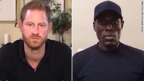 """""""Vivre avec Meghan m'a fait prendre conscience des préjugés raciaux inconscients"""" - révèle le prince Harry (vidéo)"""