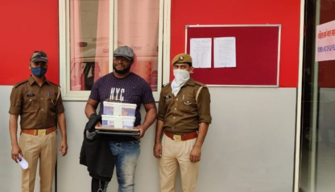Nigerian and Kenyan nationals arrested in India for ATM card-cloning fraud